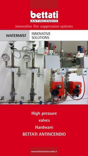 High Pressure Water Mist 01