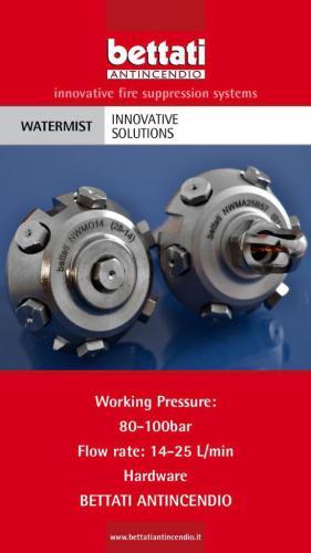 High Pressure Water Mist 05