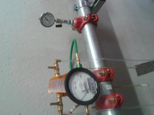 Water mist fire suppression system 03