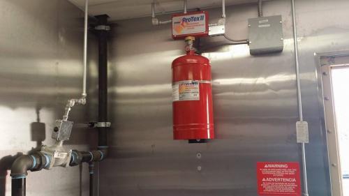 kitchen suppression system