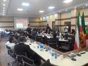 همایش تخصصی آموزش سیستم اطفا حریق گازی4
