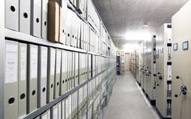 اعلام و اطفاء حریق بایگانی ها و موزه ها
