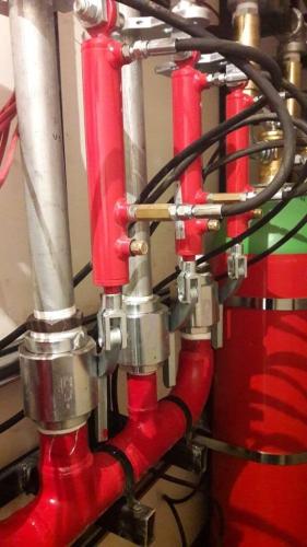 سیستم های گازی هالوکربنی 12
