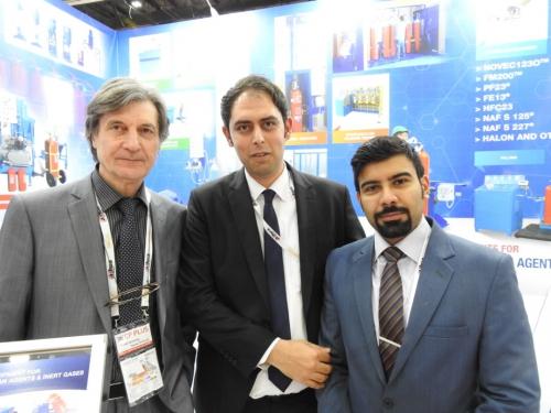 نمایشگاه اینترسک دبی 2018
